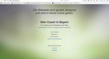 Dein Coach in Bayern